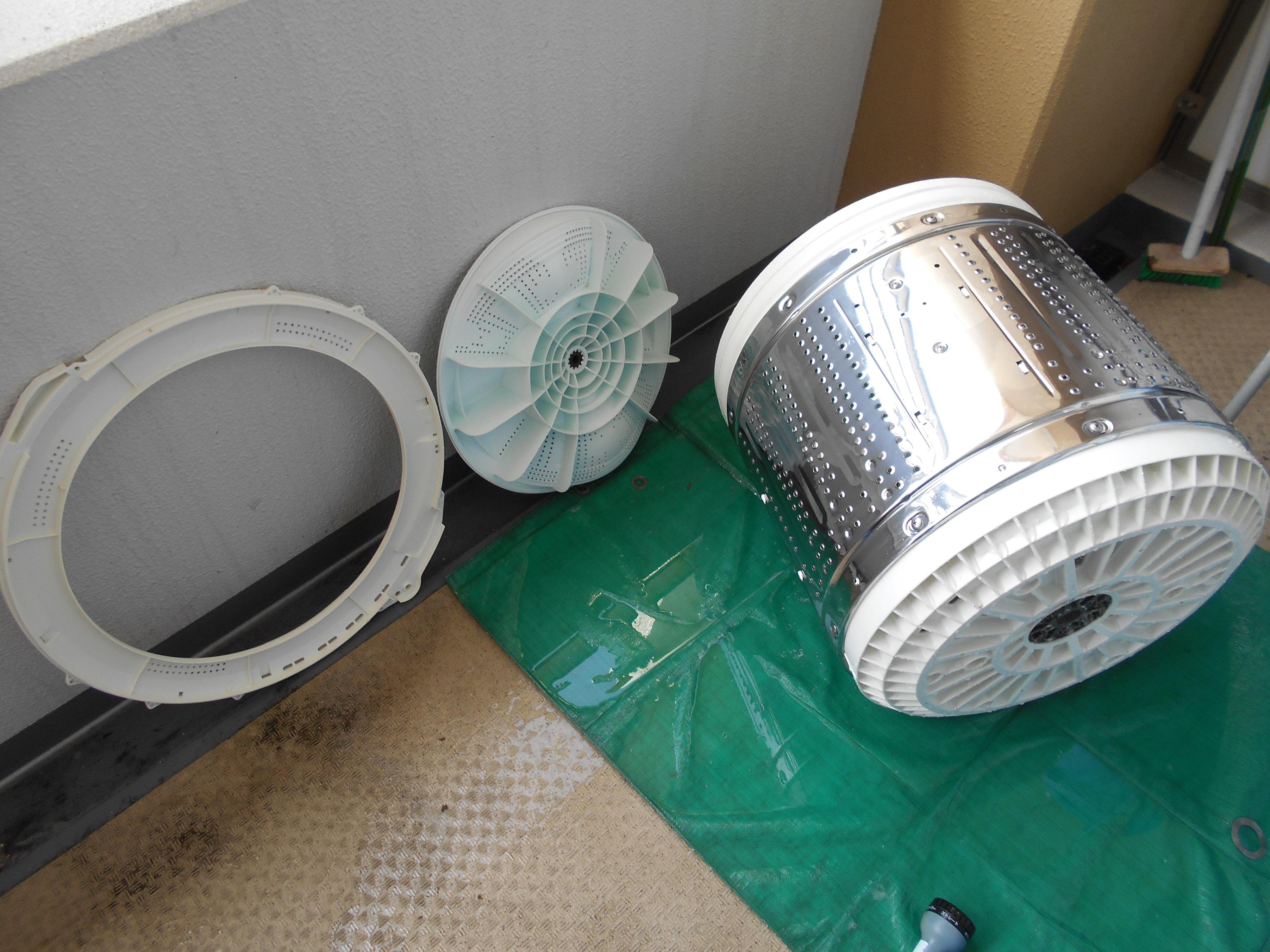 洗浄 ビート ウォッシュ 槽